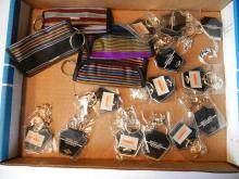 Lot of costume Key Chains