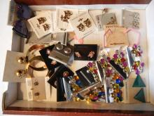 Lot of Costume Earrings