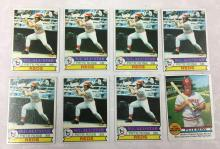 1979 Topps Pete Rose Cards - Varying Conditions