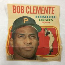 1970 Topps Posters Roberto Clemente