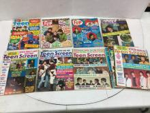 Lot of 1960's Teen Magazines - The Beatles