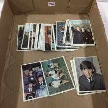 1964 Topps The Beatles - Color Cards - Varying Conditions