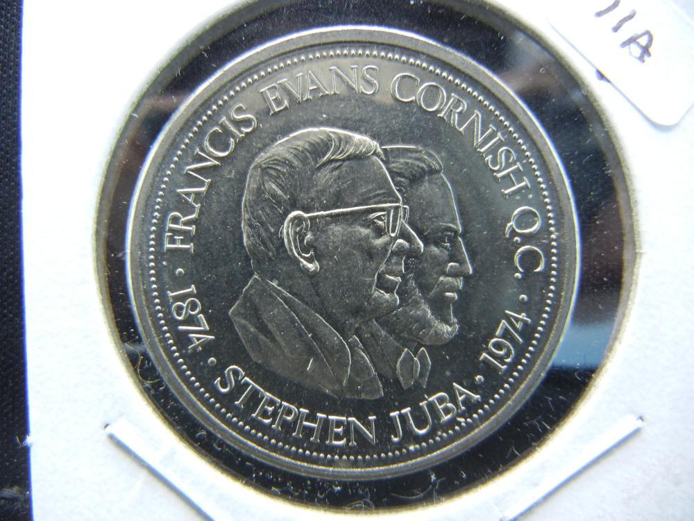 Canada-Winnipeg Centennial Dollar.   BU.