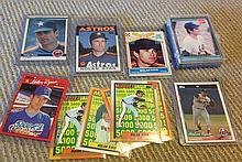 Lot of over 30 Nolan Ryan Cards