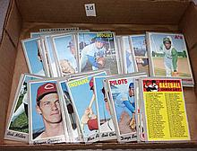 1970 Topps Baseball Lot of 55 Cards