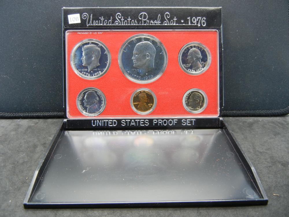 1976-S United States Proof Set