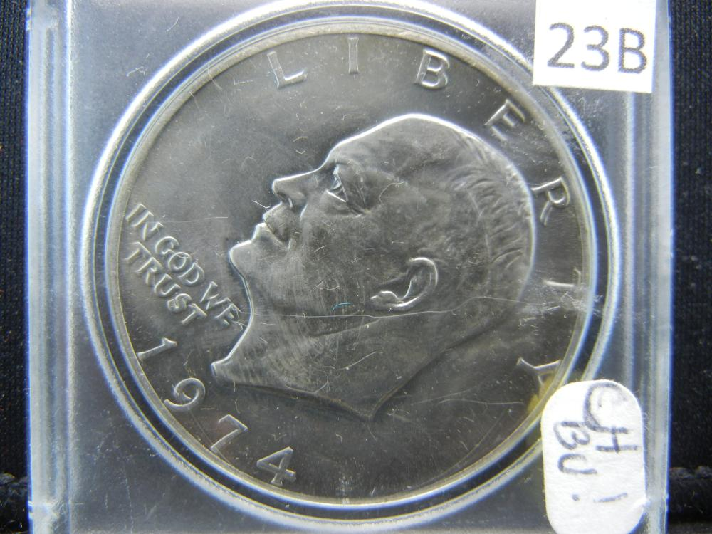 1974 Ike Dollar