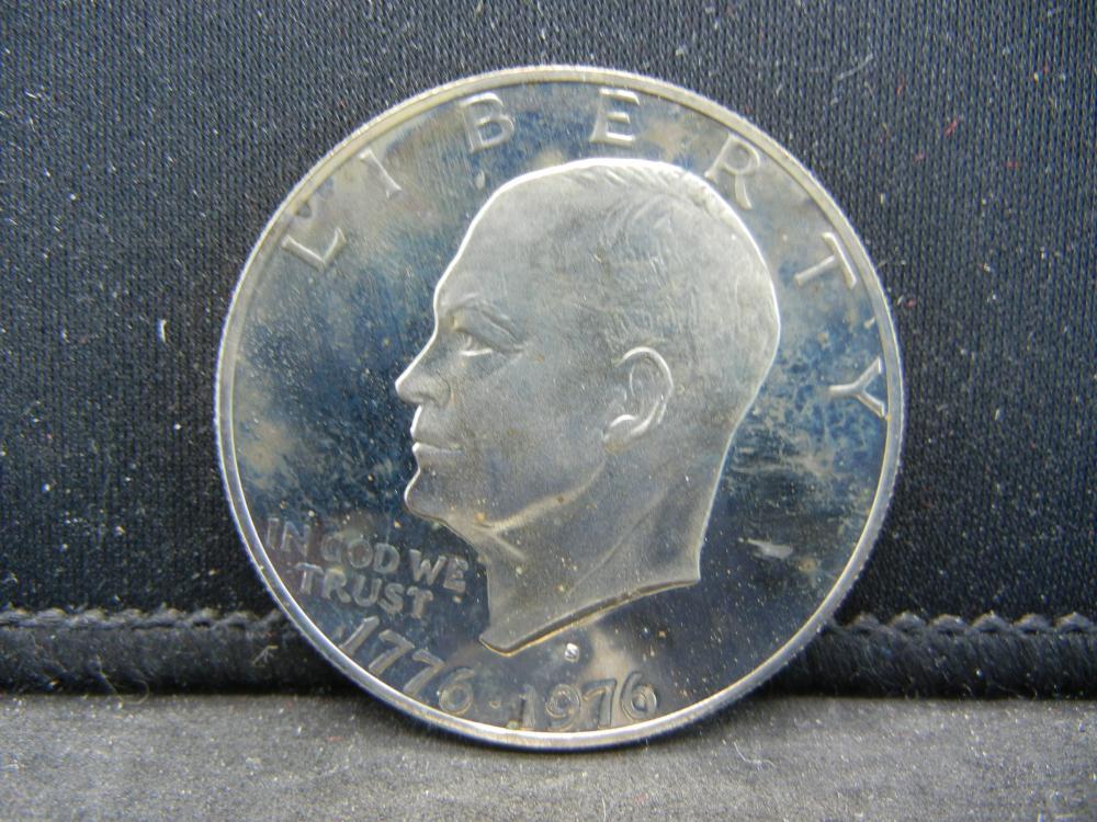 1976-S Ike Dollar