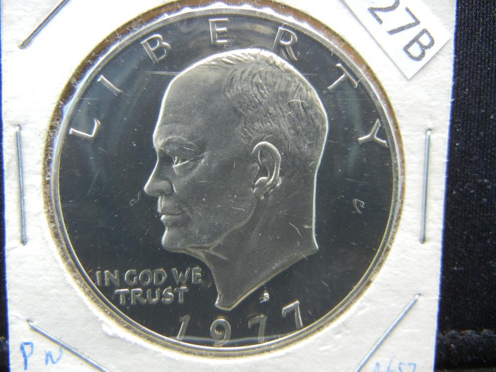 1977-S Ike Dollar