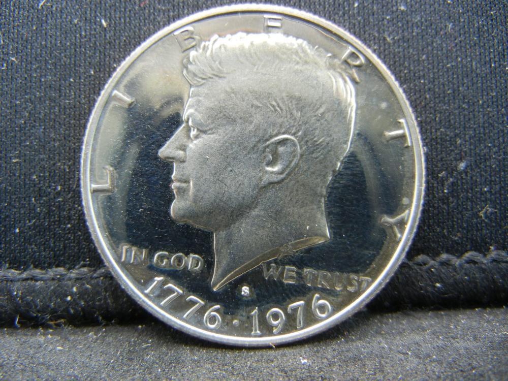 1976-S Kennedy Half Dollar