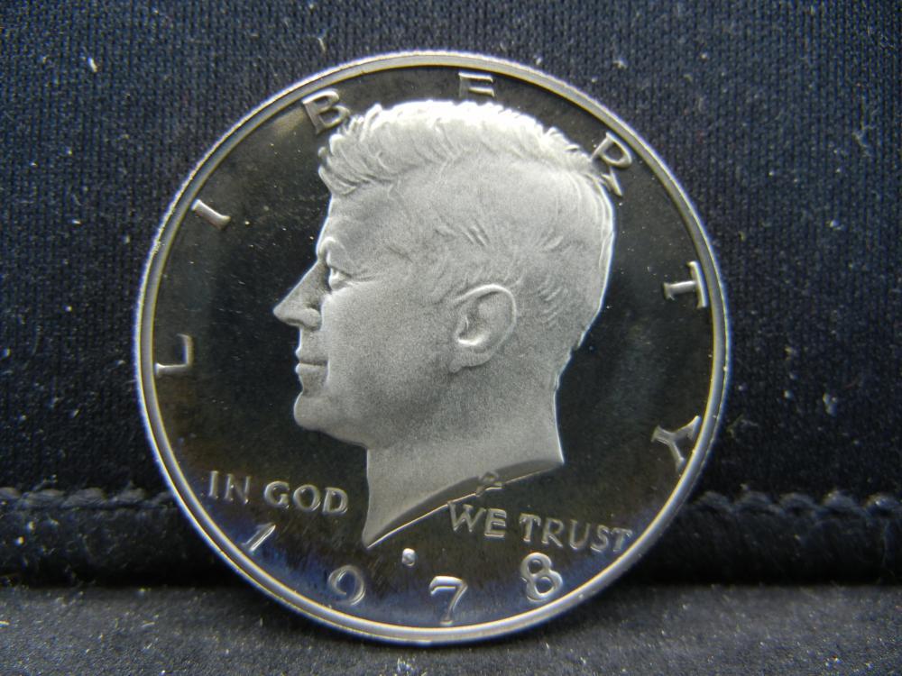 1978-S Kennedy Half Dollar