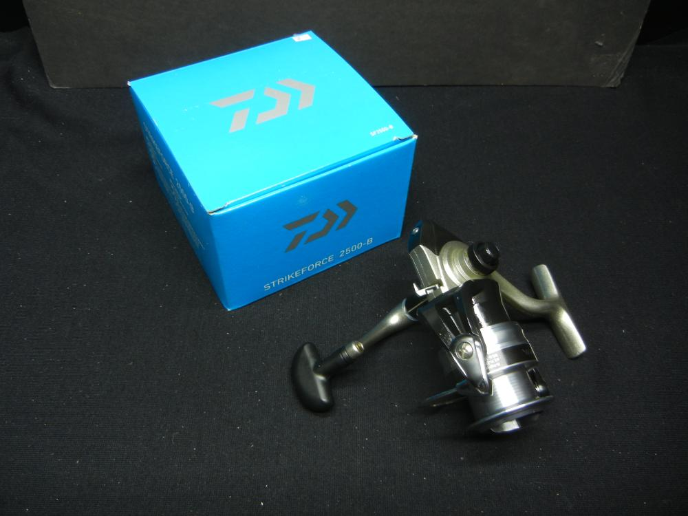 Strikeforce 2500-B 5.3:1 Gear ratio Spinning Reel