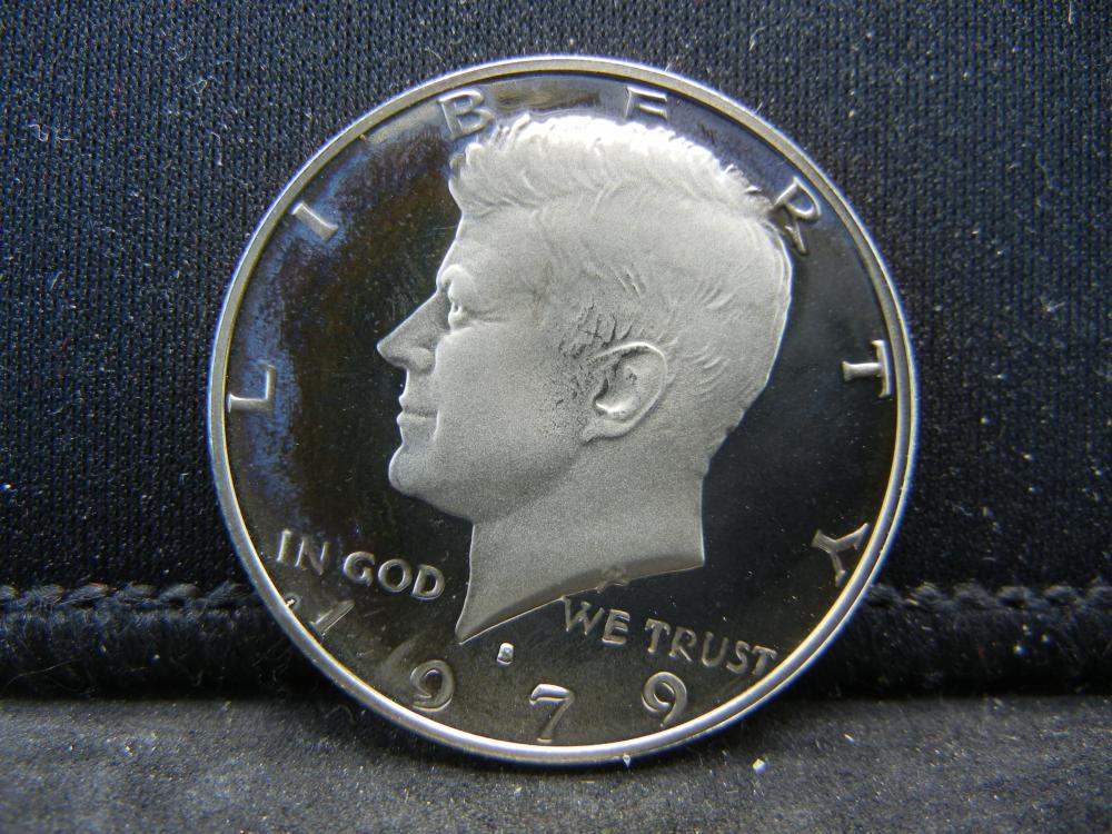1979-S Kennedy Half Dollar