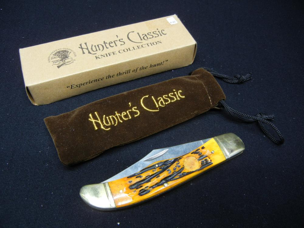 Hunters Classic Knife Collection Knife