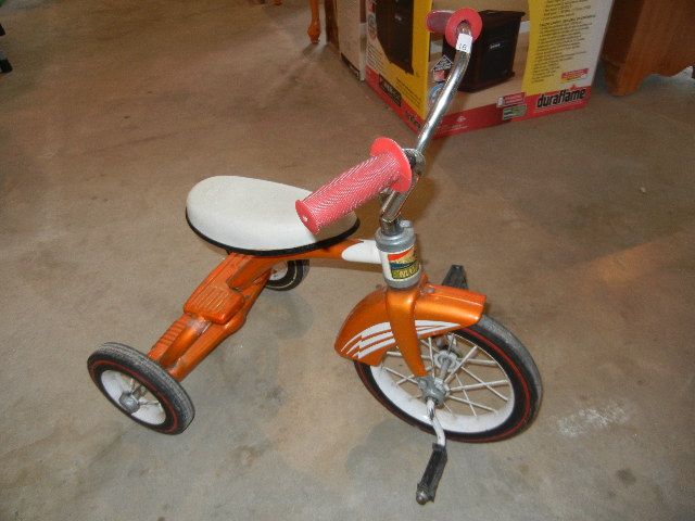Antique Airplane Tricycle : Murray vintage tricycle