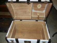 Camel Back Trunk  (Buyer Must arrange shipping for this Item)