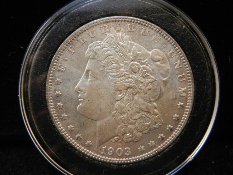 1903 O Morgan Silver Dollar Key Date!