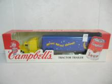 Ertl Collectibles Campbell Soup Company Tractor Trailer 1/64 Scale  NIB