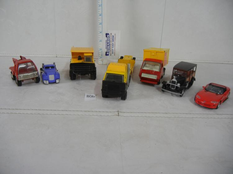 Toys For Trucks Greenville : Metal tonka trucks plastic truck and other veh