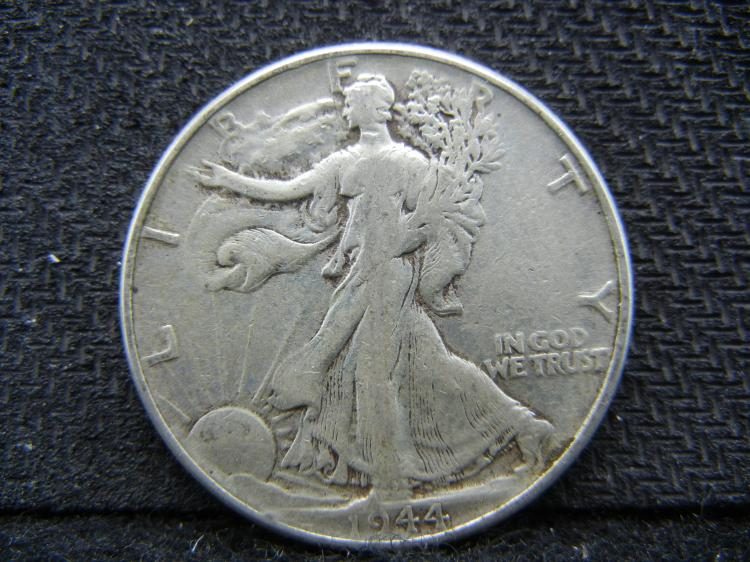 1944 Walking Liberty Half Dollar