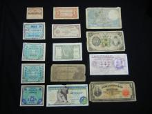 World Paper Money for Sale at Online Auction | Buy Rare