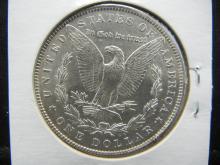 Lot 1B: 1886 Morgan Silver Dollar