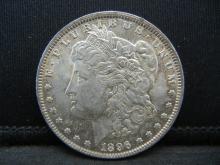 Lot 2B: 1896 Morgan Silver Dollar