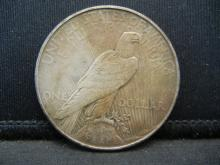 Lot 17B: 1934 Peace Dollar