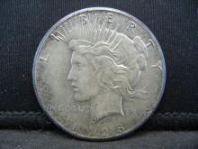 Lot 18B: 1928 Key Date Peace Dollar