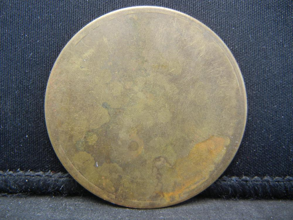 Lot 9: Brothel Token. Madame Bolenger in Los Angeles. Her fix lasts a year!!