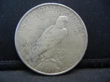 Lot 34B: 1923 Peace Dollar