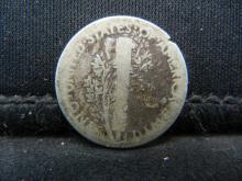 Lot 1S: 1918 Mercury Dime