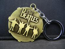 Lot 79C: THE BEATLES, METAL KEYCHAIN, NEW