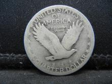Lot 23Y: 1927 Standing Liberty Quarter
