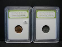 Lot 48S: (2) Constantine The Great Roman Empire c.330 AD Ancient Coins