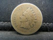 Lot 17Y: 1859 Indian Head Cent