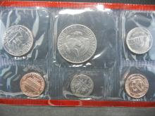 Lot 50A: 1992 P and D US Mint Set. In government package. GEM Uncirculated.