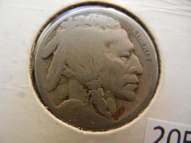 Buffalo nickel no date in Brisbane