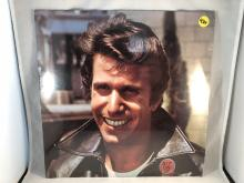 1976 Happy Days Fonzie Favorites Record Album - 1950's Hits - Sealed