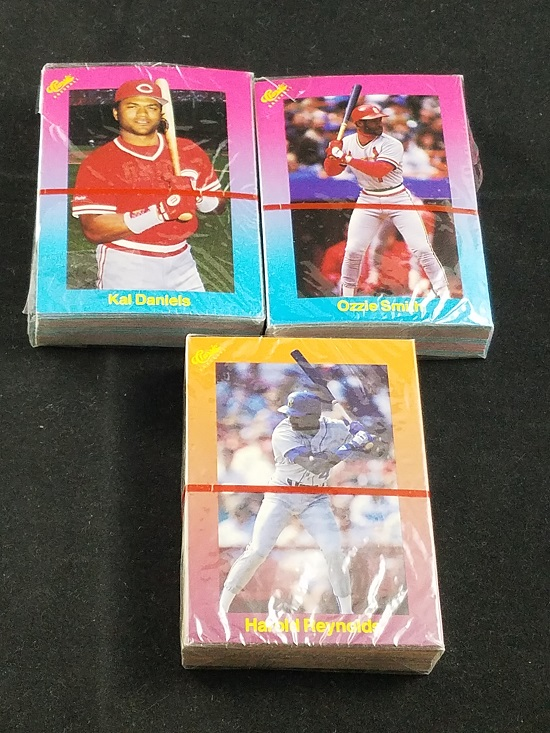 1989 classic w orange update griffey rc sealed for 1989 house music classics