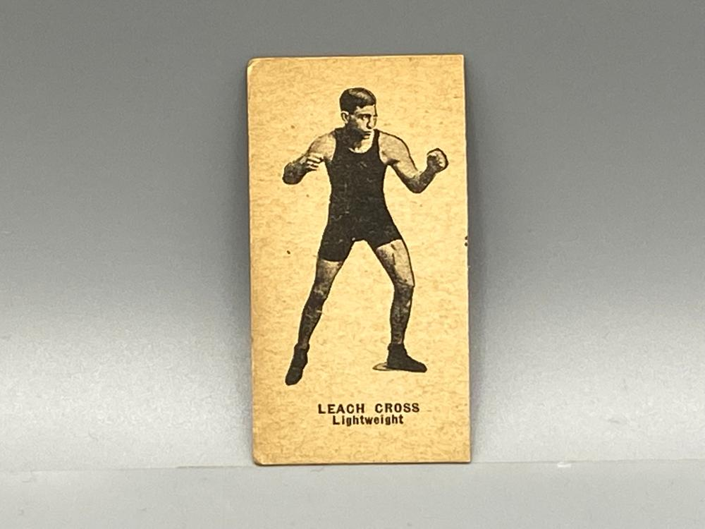 1923 W580 Leach Cross