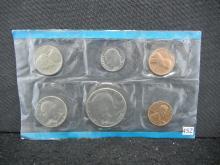 1972-P U.S. Mint UNC Coin Set w/S Penny