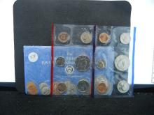 1991 P&D United States Mint Set