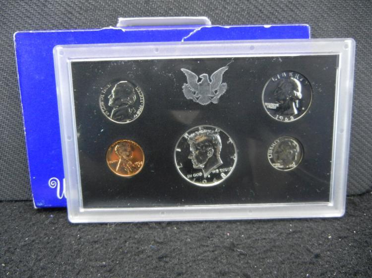 1968-S U.S. Mint Proof Coin Set