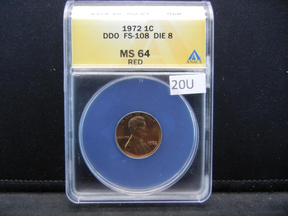 Coins, Money & Stamps for Sale: Online Auctions | Buy Rare
