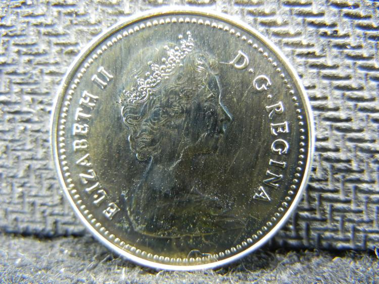 1982 Proof Like Canadian Nickel