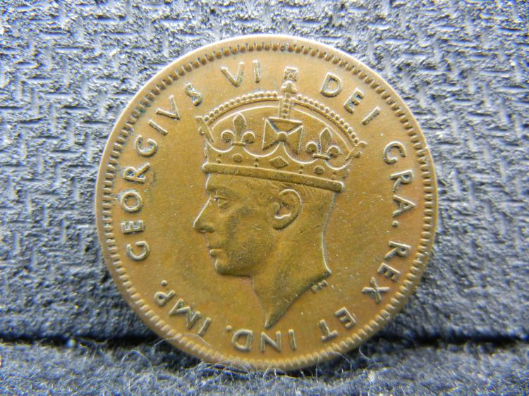 1940 Newfoundland Penny