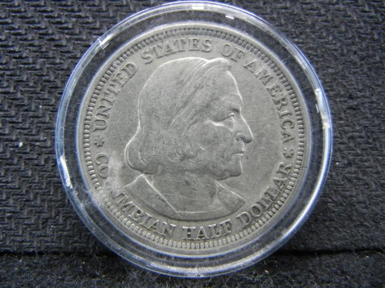 1893 SILVER