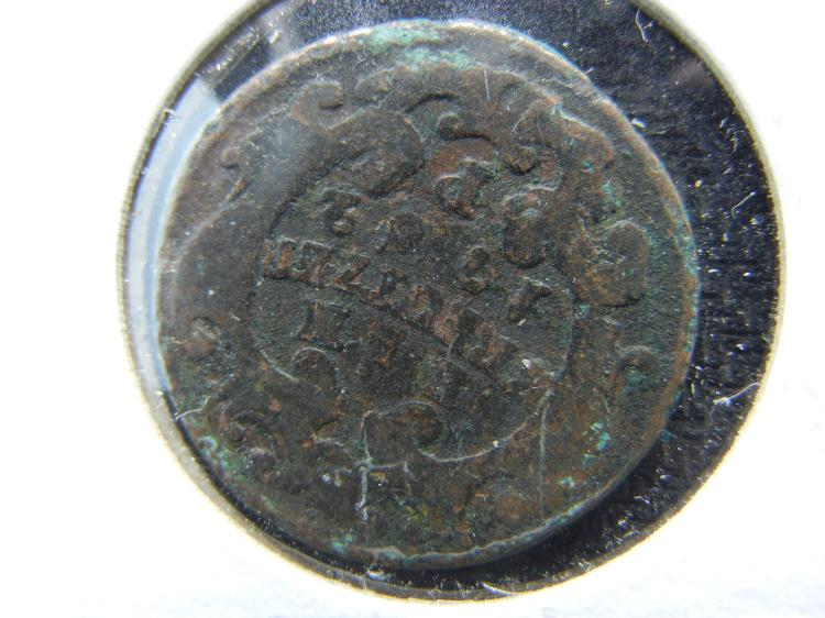 1762 Austria 1 Kreutzer