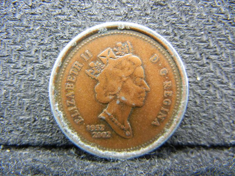 1952-2002 Canadian Penny